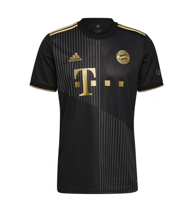 adidas Maillot de la deuxième équipe du FC Bayern 21/22 noir