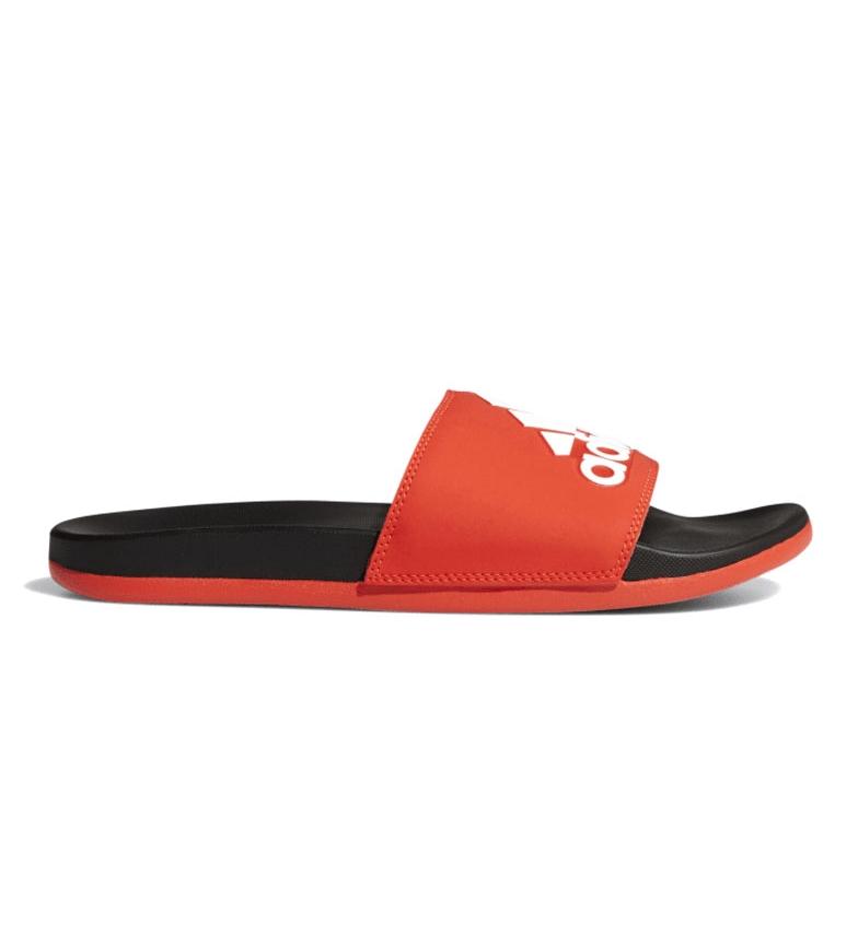 Comprar adidas Flip flop Adilette Cloudfoam Plus Logo red, black