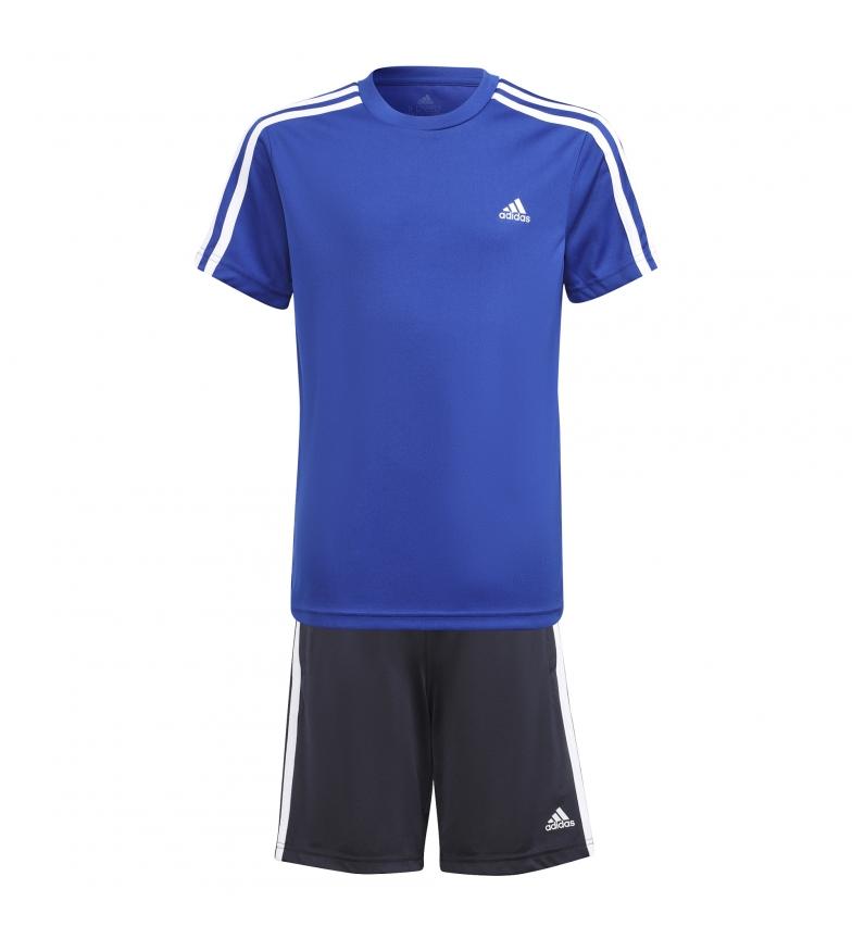 Comprar adidas Ensemble short et T-shirt Designed 2 Move blue