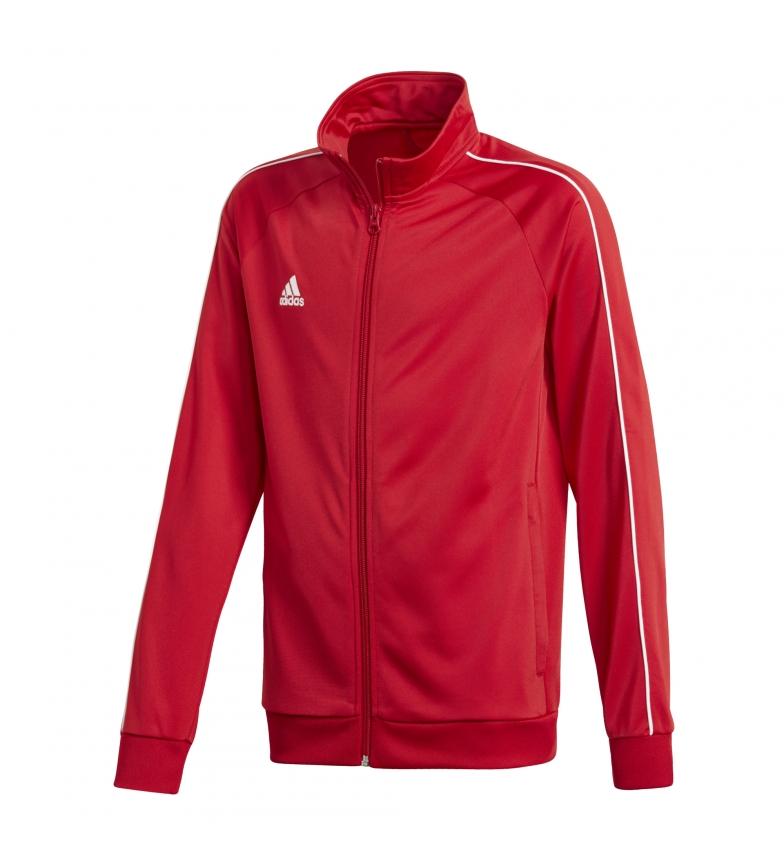 adidas Veste CORE18 PES JKTY rouge