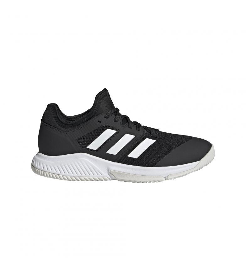 adidas Zapatillas Court Team Bounce negro
