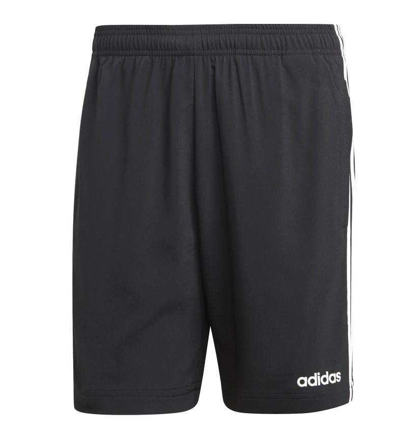 Comprar adidas Shorts Chelsea Essentials Linear 7 pollici 3 bande neri