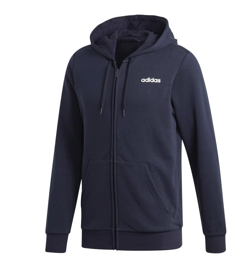Comprar adidas Essentials Linear French Terry marine sweatshirt