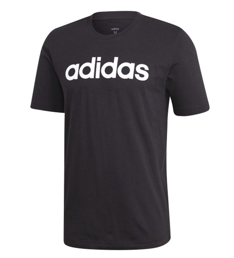 Comprar adidas Camiseta Essentials Linear Logo negro