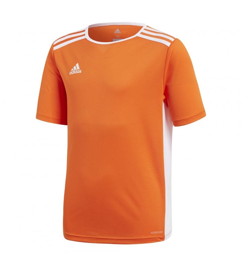adidas T-shirt Entrée 18 JSYY orange