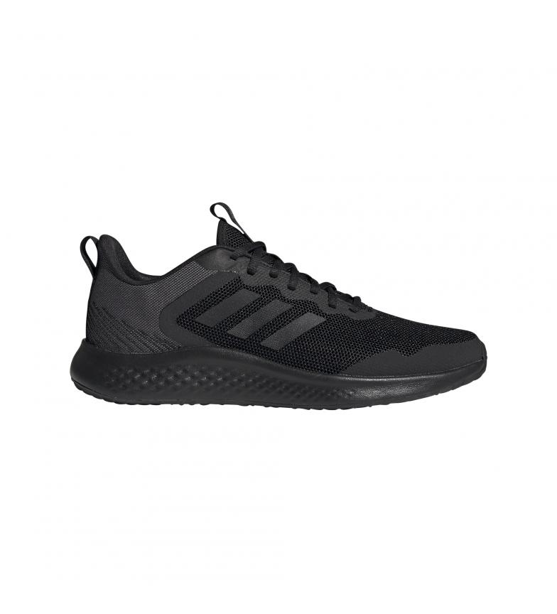 Comprar adidas Chaussures de course Fluidstreet noir