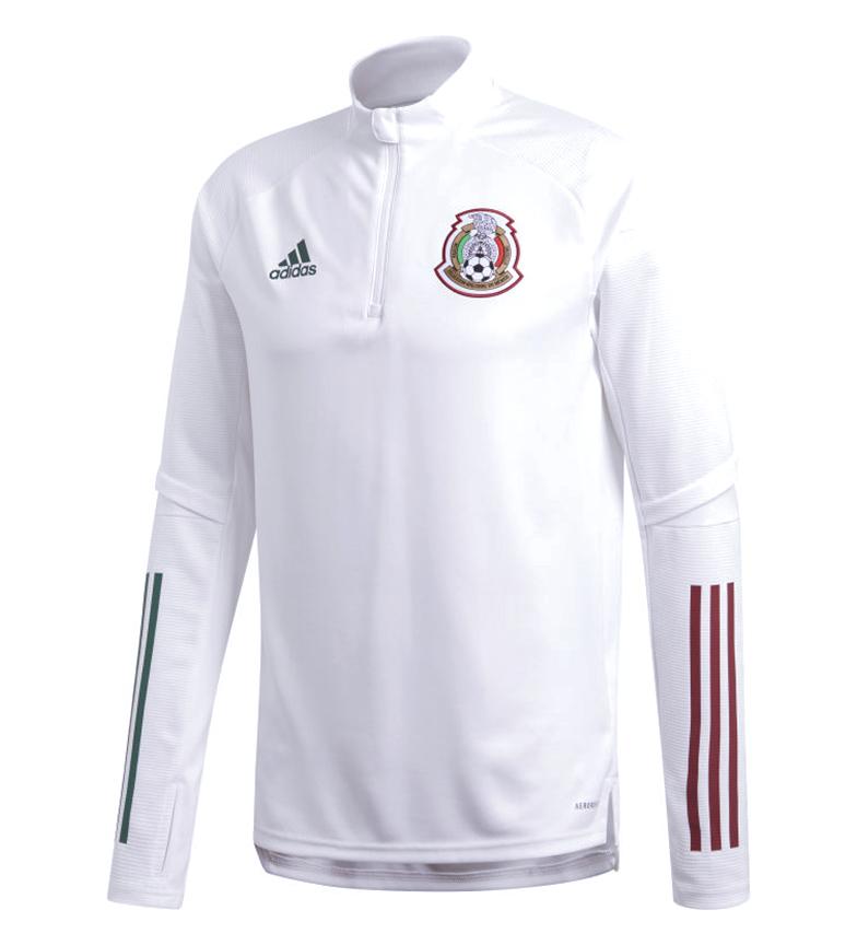 Comprar adidas Sudadera Entrenamiento México blanco
