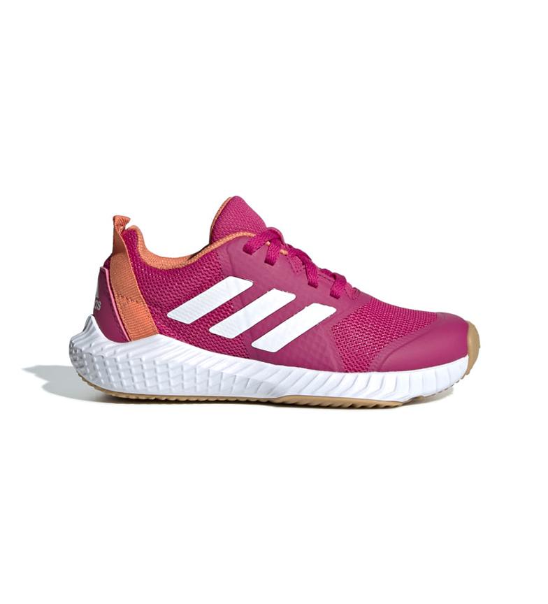 Comprar adidas FortaGym Scarpe da corsa rosa