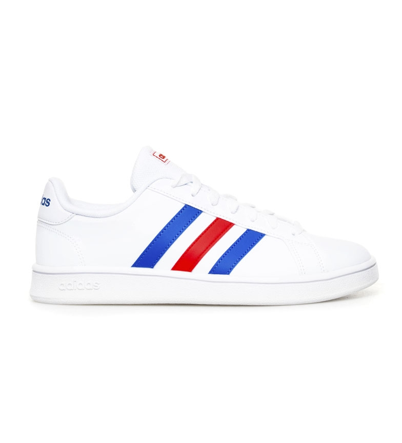 Comprar adidas Zapatilla Grand Court Base blanco, azul