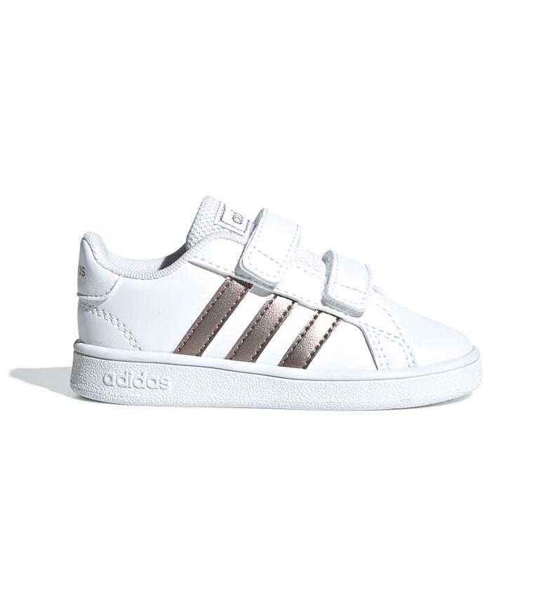 Comprar adidas Grand Court shoes white