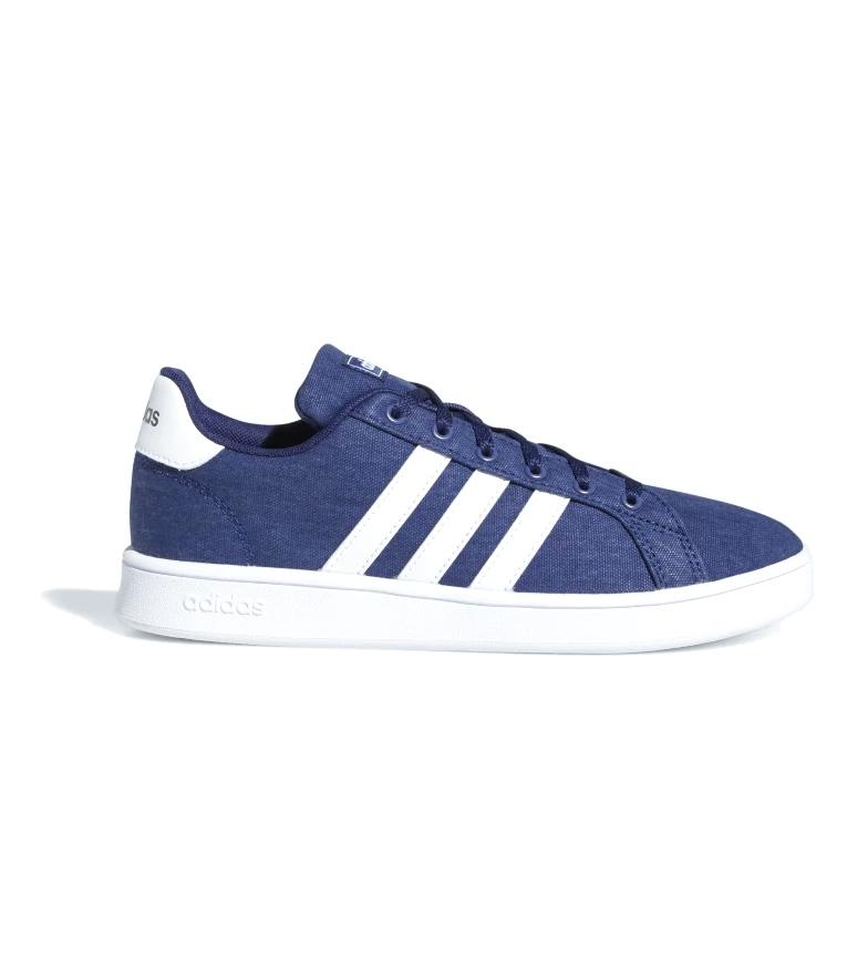 Comprar adidas Sapatos Grand Court K marine