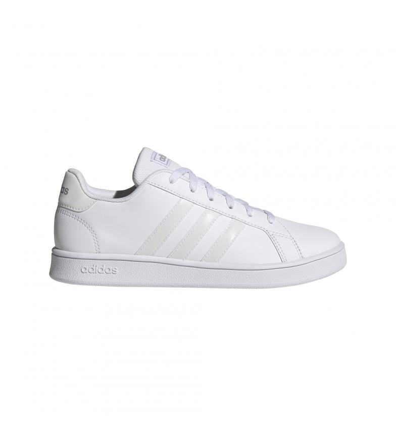 Comprar adidas Formateurs Grand Court K blanc
