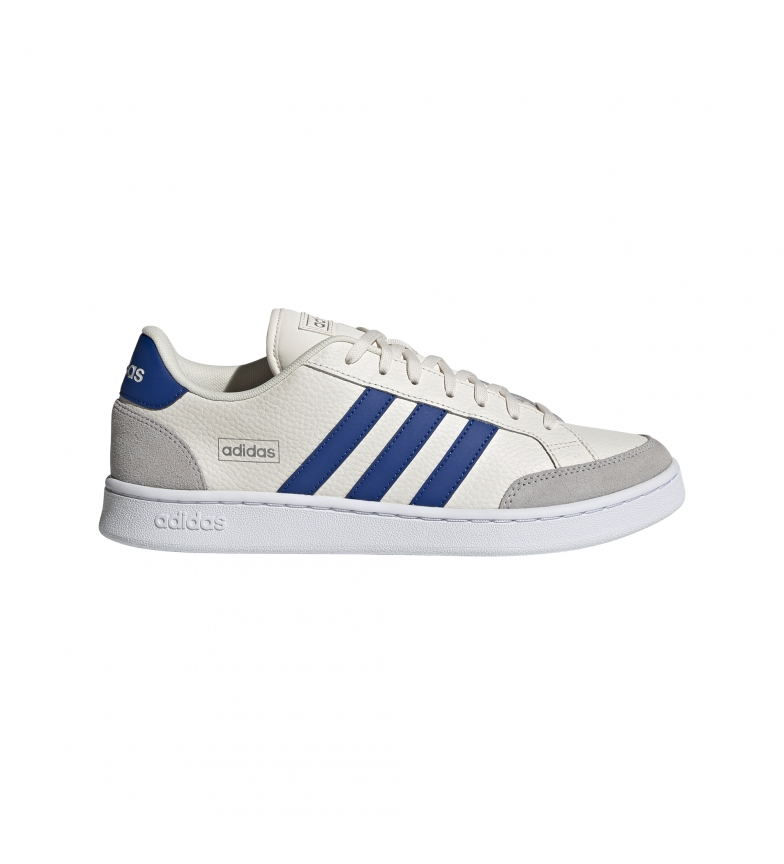 Comprar adidas Grand Court SE white leather sneakers