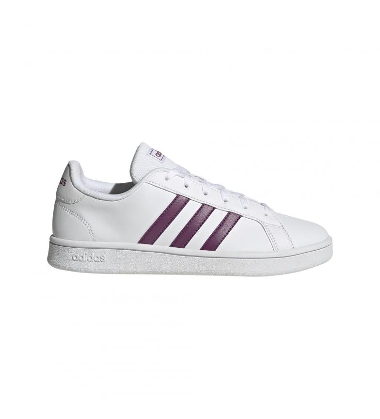 adidas GRAND COURT BASE sapatos branco