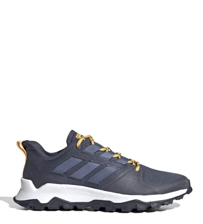 Comprar adidas Running trail shoes KanadiaTrail blue /350g