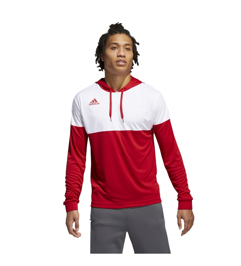 Comprar adidas Sweat-shirt Lgnd Shtr rouge, blanc