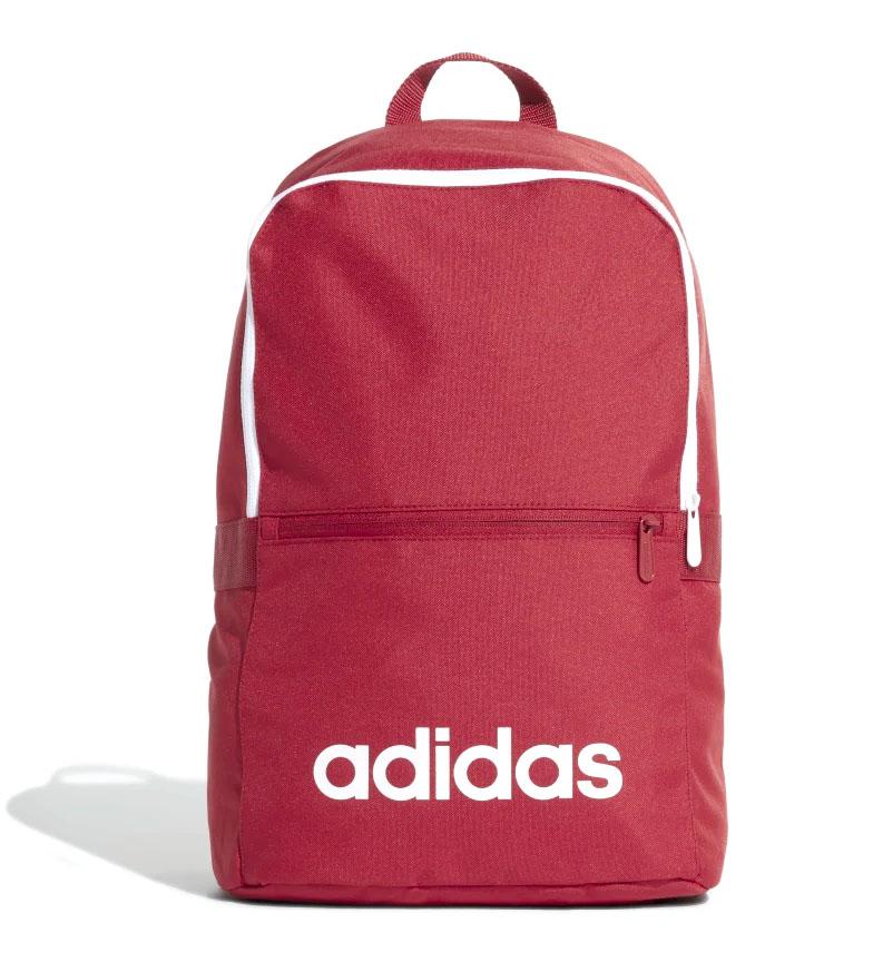 Comprar adidas Mochila Linear Classic Daily rojo 16x28x46cm