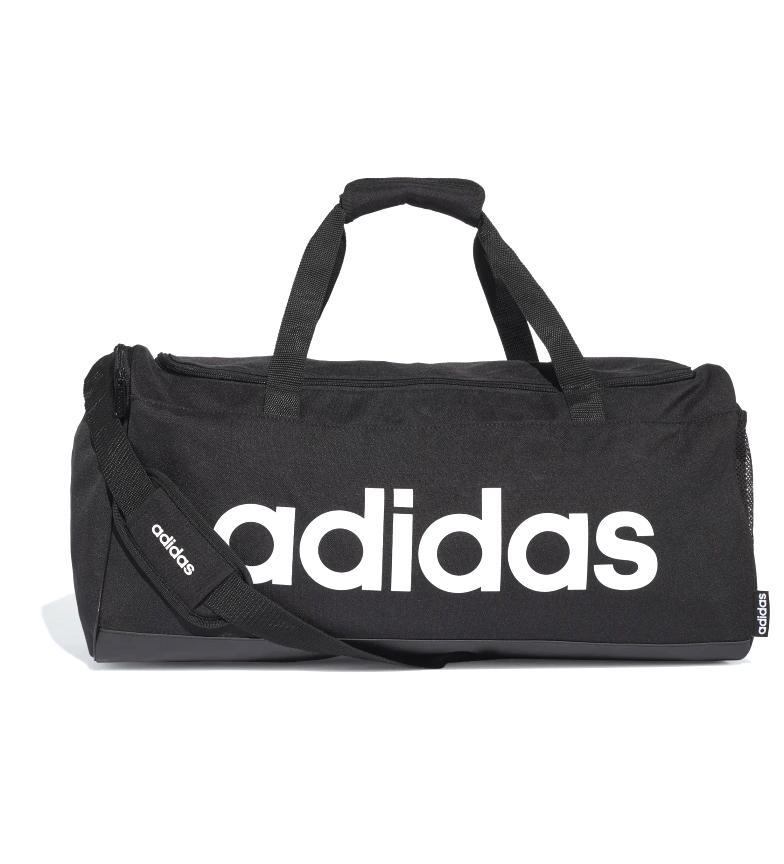 Comprar adidas Borsa sportiva lineare nera - 56x28x22 cm-