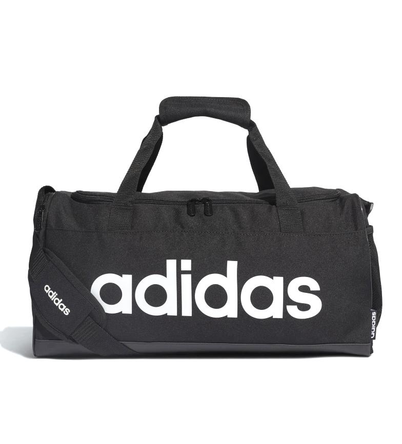 Comprar adidas Borsa sportiva con logo lineare nero -45,5x23x20cm-