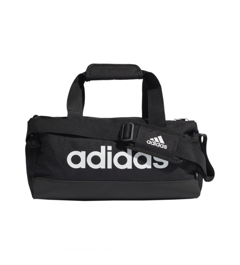 adidas LINEAR DUF XS black bag -25x38x2cm
