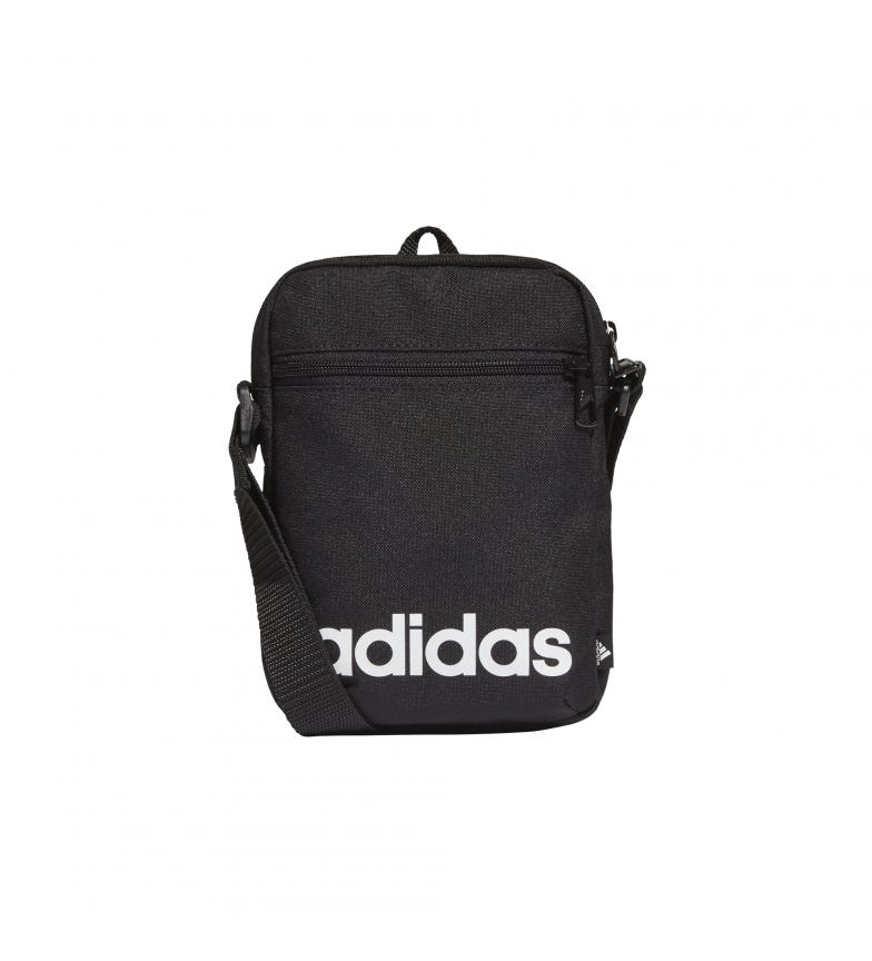 adidas Bolso cruzado Essentials Logo negro -21x15x5cm-
