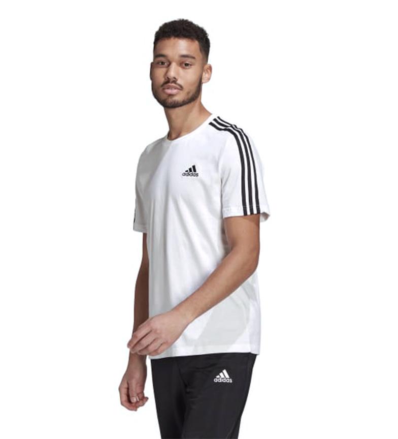 Comprar adidas T-shirt 3 bandes Essentials blanc