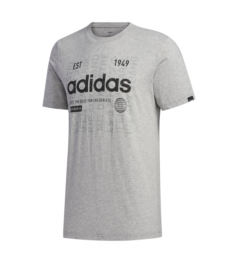 Comprar adidas T-shirt Adi International gris