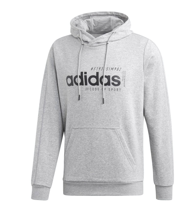 Comprar adidas Brilliant Basics sweatshirt grey