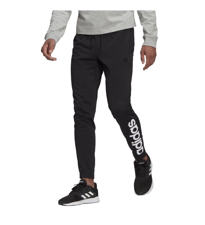 Comprar adidas Essentials Tapered Elastic Elastic Cuff Linear Pants black