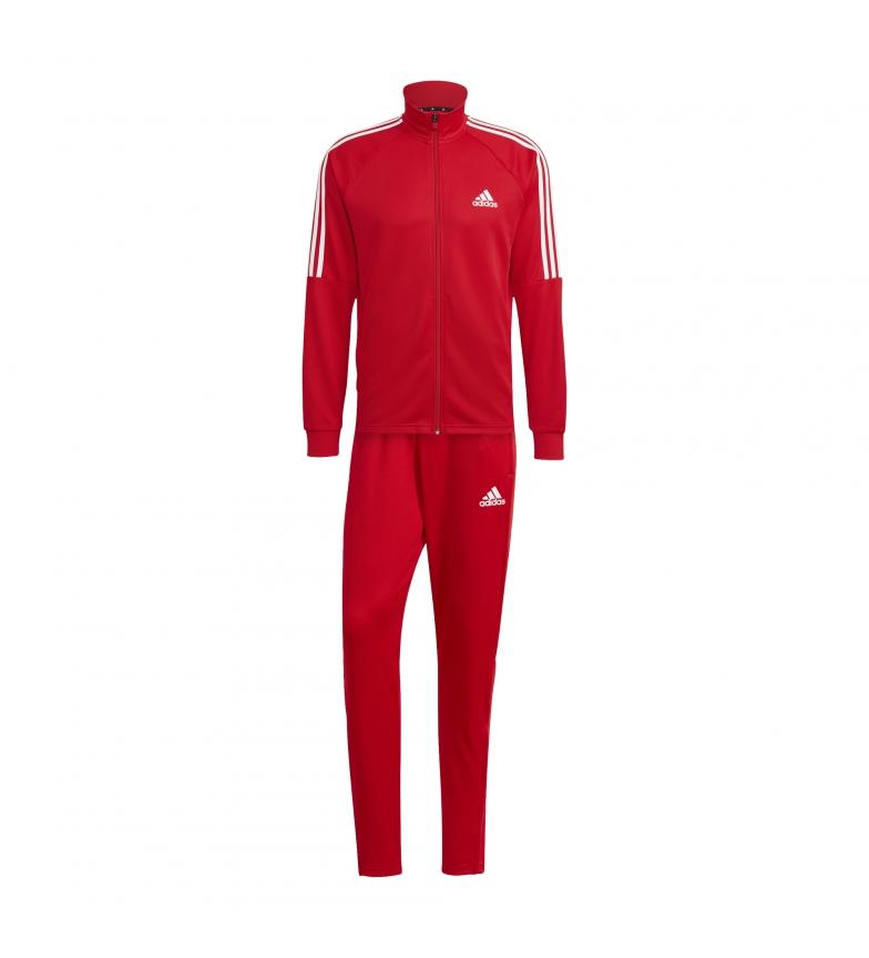 adidas Tracksuit M Sereno TS red
