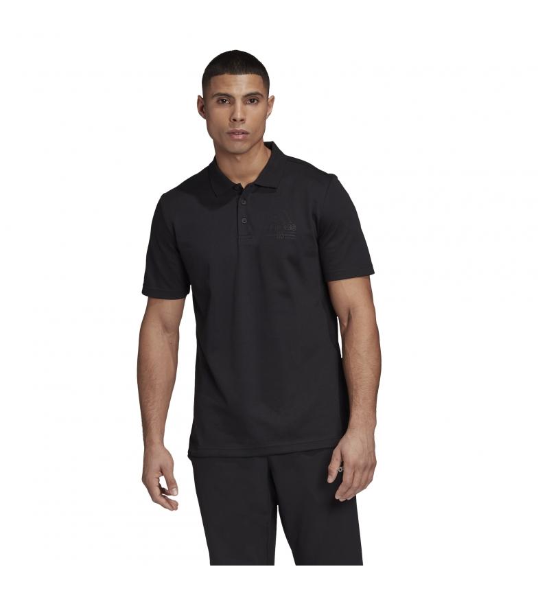 Comprar adidas Brilhante camisa pólo básica preta