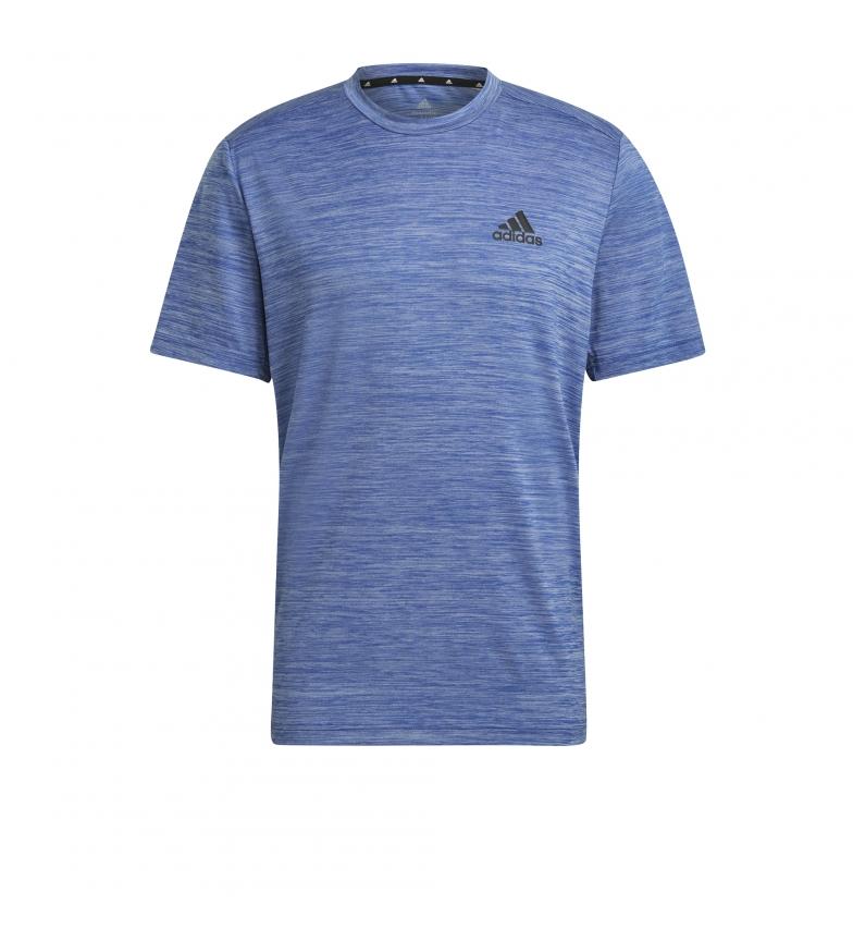 adidas HT EL blue T-shirt