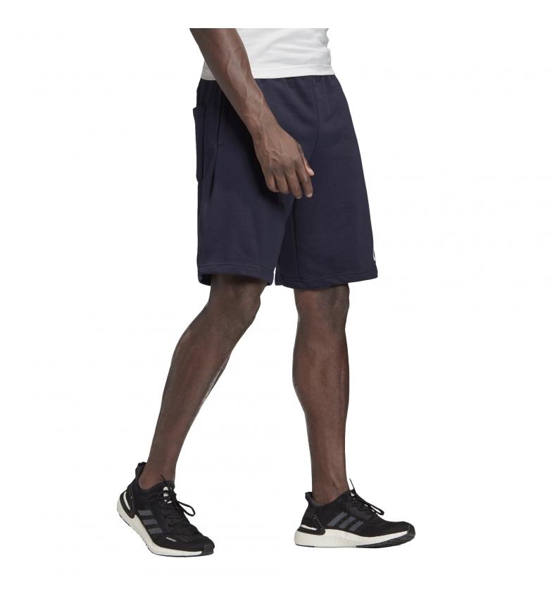 Comprar adidas LOUNGEWEAR MUST HAVES BADGE OF SPORT navy shorts