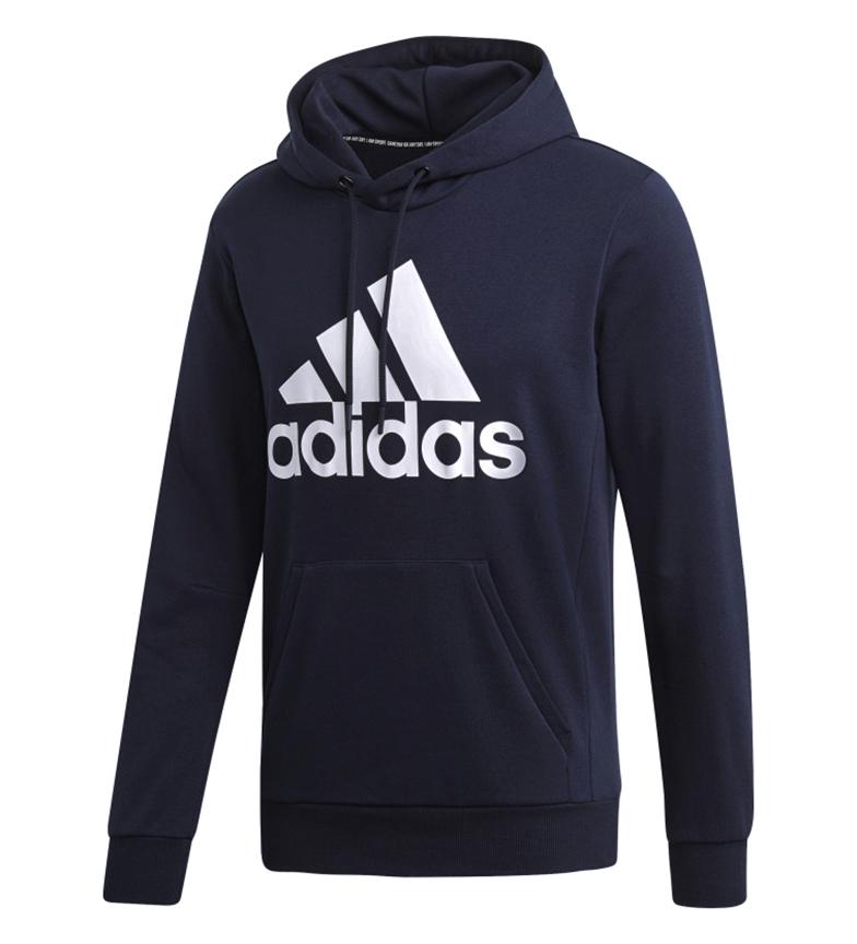 Comprar adidas Must Haves Badge Of Sport marine hoodie