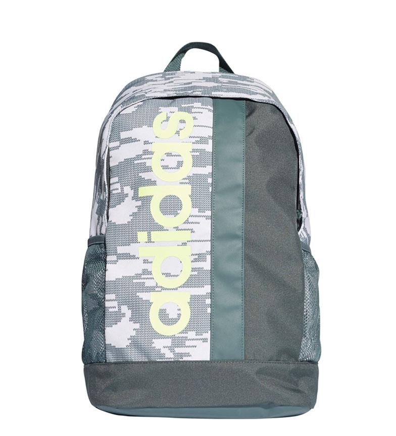 Comprar adidas Mochila Linear Core Graphic gris -16x28x46cm-