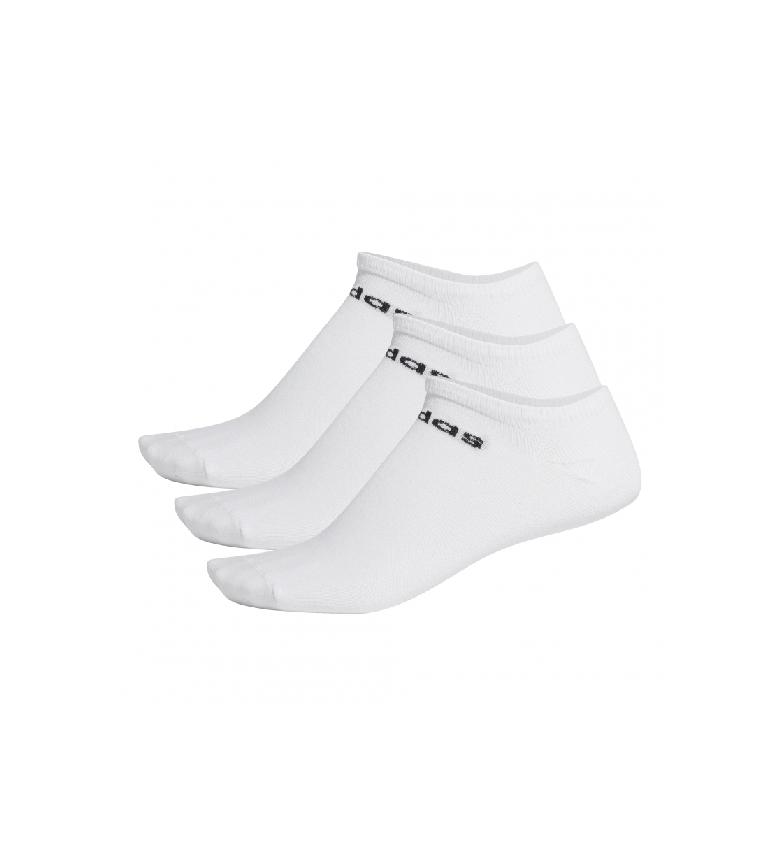 Comprar adidas Pack de 3 Calcetines Piqui NC blanco