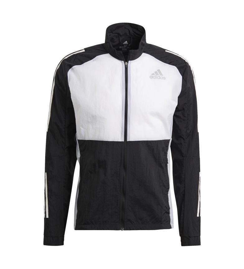 adidas Giacca OTR Track nera, bianca