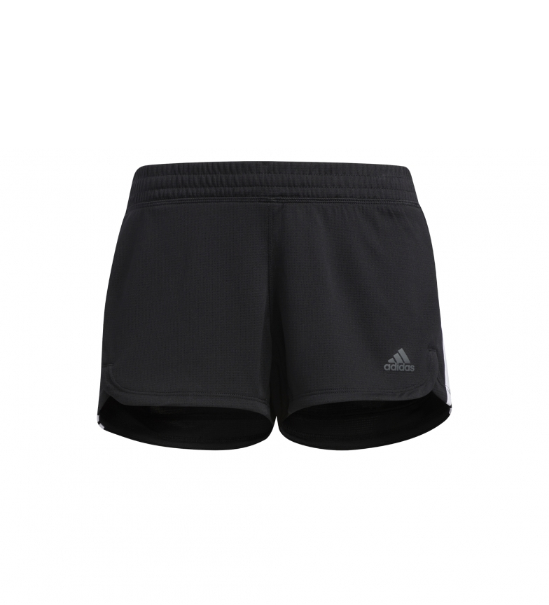 adidas Pantalón corto Knit Pacer negro