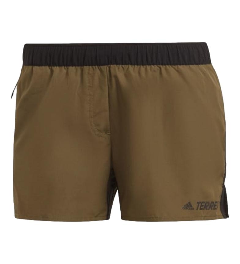 Comprar adidas Terrex Shorts Terrex Primeblue Trail Running marrón