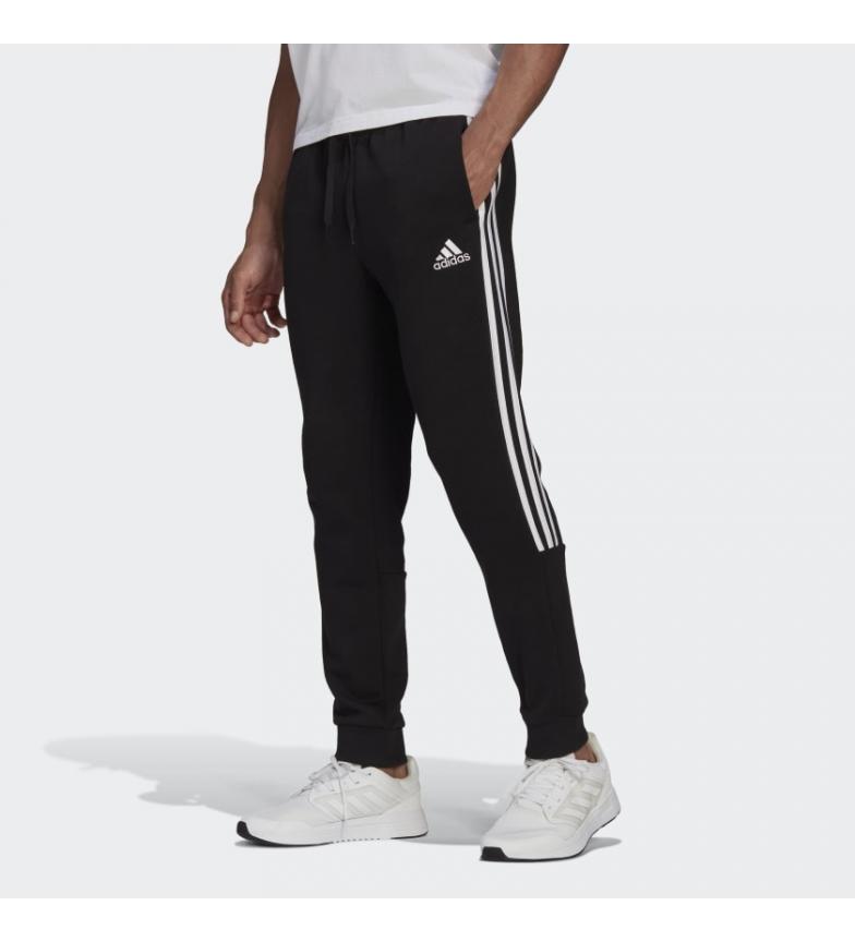 adidas Pantalon polaire Essentials noir
