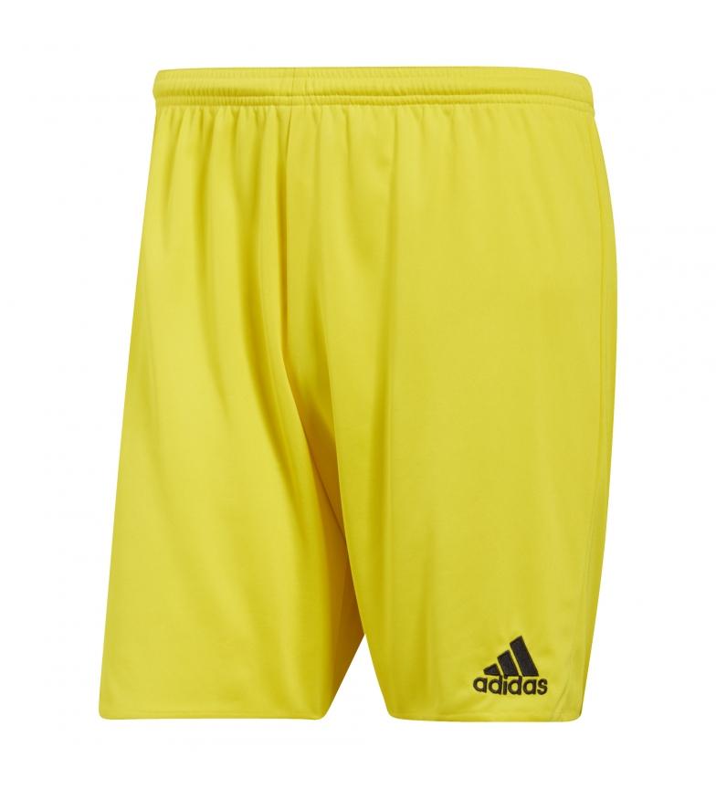 Comprar adidas Parma 16 SHO WB calções amarelos