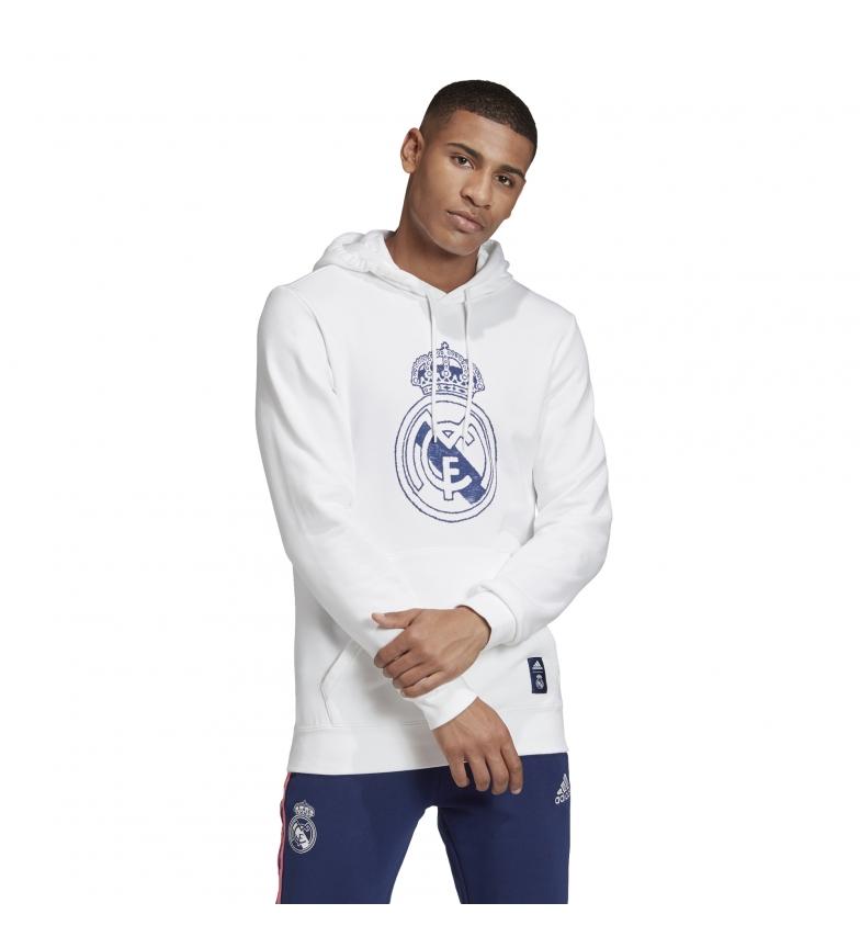 Comprar adidas Royal Mardrid white sweatshirt