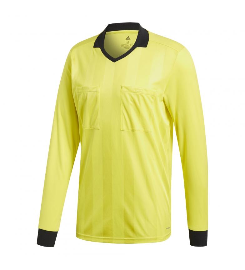 Comprar adidas Maglietta Core18 JSY LS giallo
