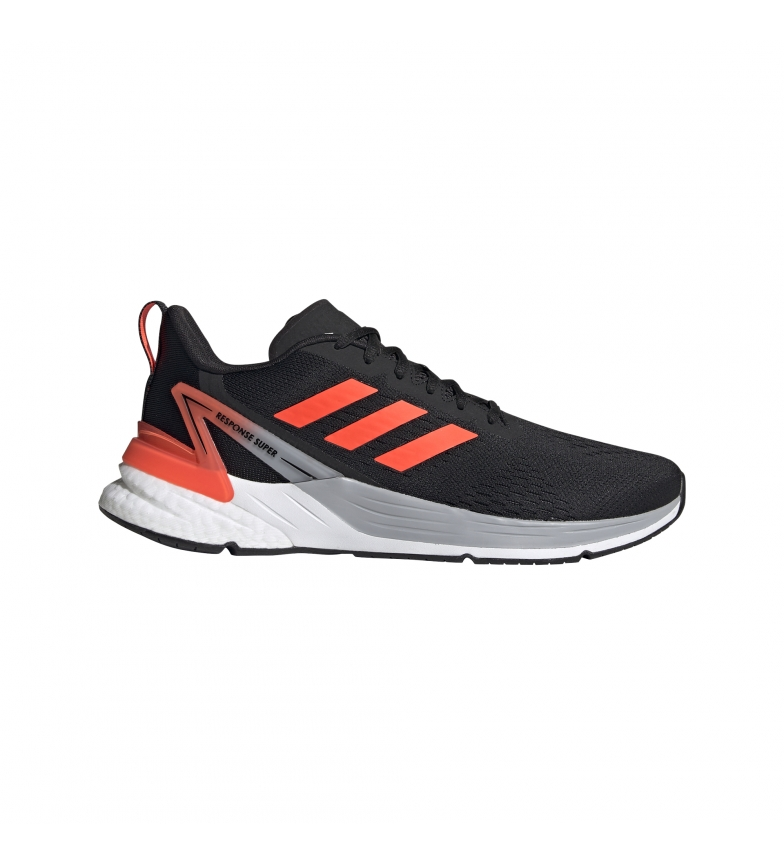 Comprar adidas Running Shoes Response Super black, orange