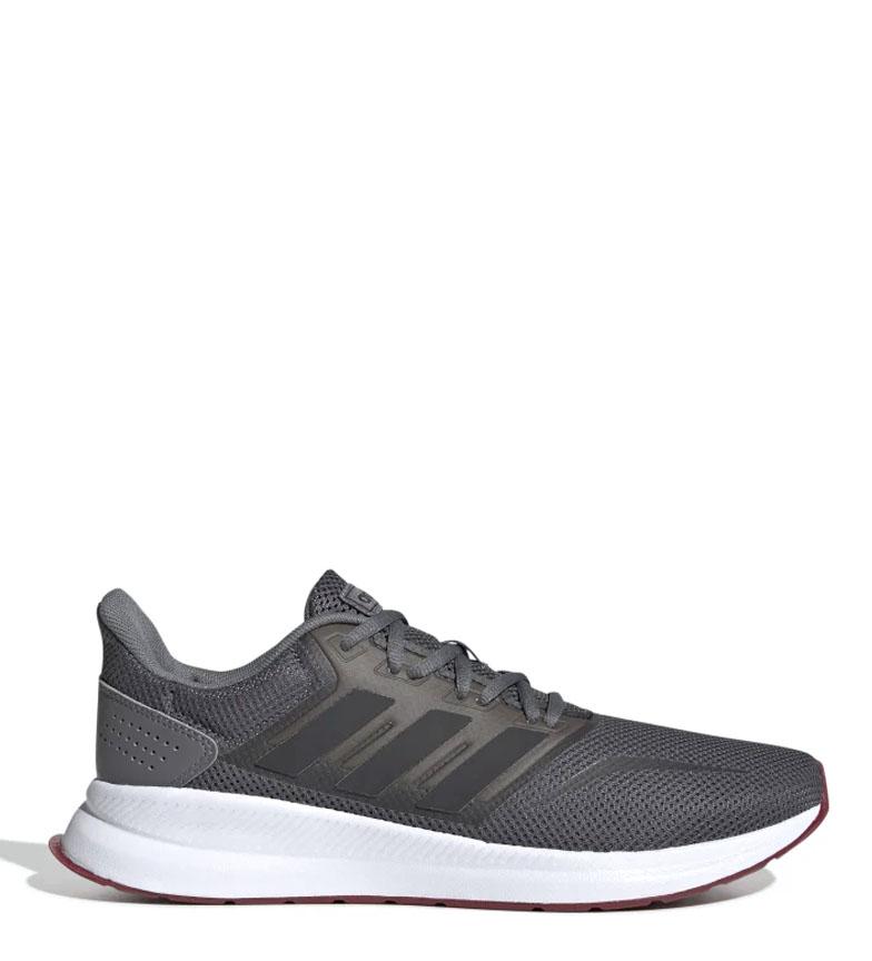 Comprar adidas Running shoes Runfalcon grey / 271g