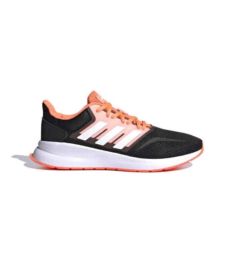 Comprar adidas Chaussures de course Runfalcon noir, orange