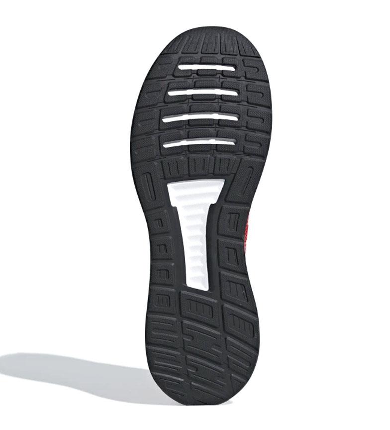 adidas-Sneakers-running-Runfalcon-Homme-Noir-Vert-Blanc-Bleu-Gris-Rouge-Tissu miniature 53