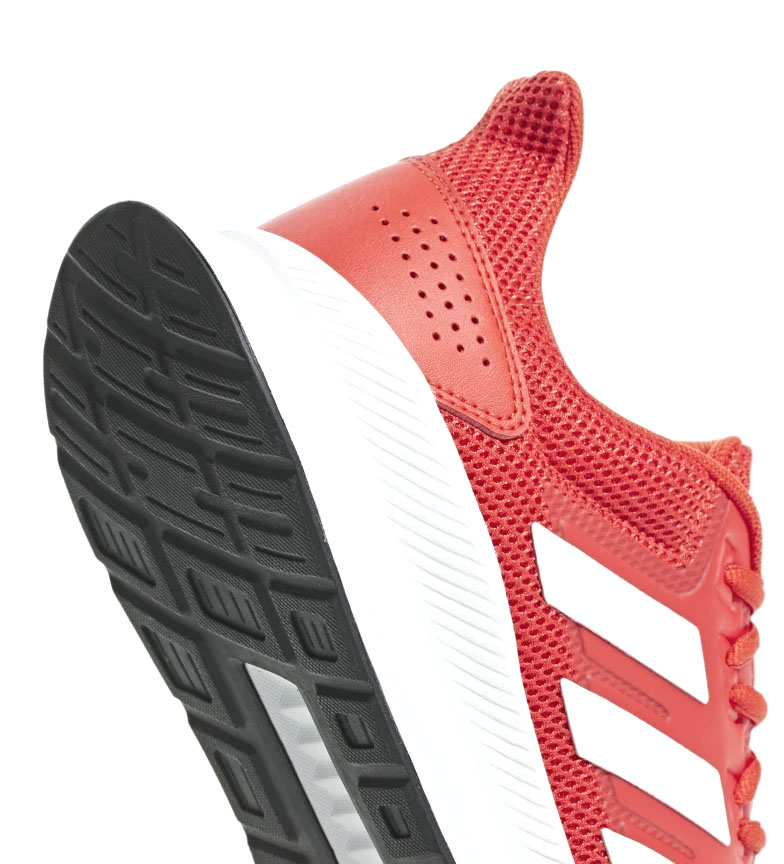 adidas-Sneakers-running-Runfalcon-Homme-Noir-Vert-Blanc-Bleu-Gris-Rouge-Tissu miniature 54