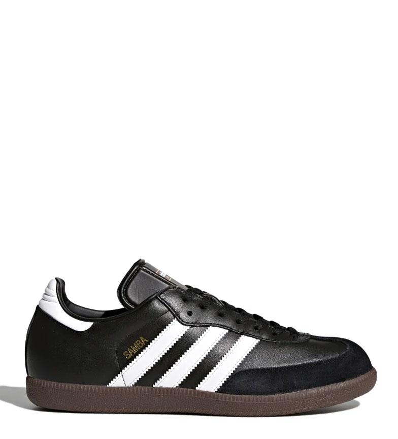 Comprar adidas Zapatillas de piel Samba negro