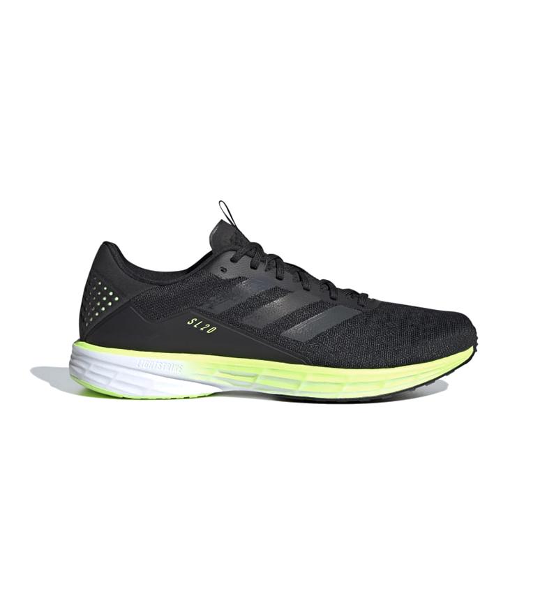 Comprar adidas Zapatillas Running SL20 negro, verde
